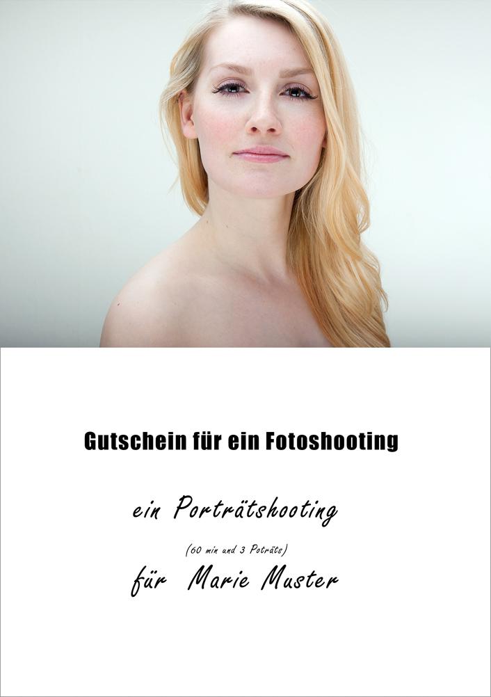 Gutschein Fotograf Leipzig Fooshooting